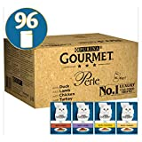 Purina Gourmet Perle Cibo Umido per Gatto Filettini in...