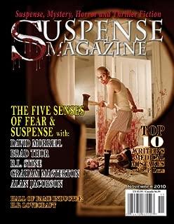 Suspense Magazine, November 2010