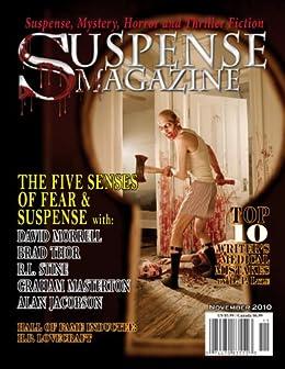 Suspense Magazine, November 2010 by [David Morrell, Graham Masterton, R.L. Stine, Alan Jacobson, Rick Reed, Brad Thor, Donald Allen Kirch, John Raab, Terri Ann Armstrong]