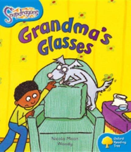 Oxford Reading Tree: Level 3: Snapdragons: Grandma's Glassesの詳細を見る