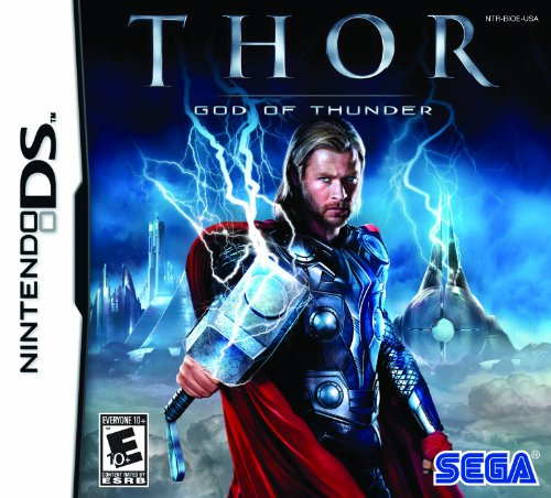 Thor: God of Thunder  Nintendo DS