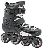 FR Skates FRX 80 2019 - Inline Skates for Freeride, Slalom, City Skating. Popular French Brand (M US 9 / EU42)