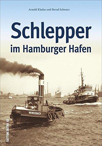 Schlepper im Hamburger Hafen (Bilder der Schifffahrt)