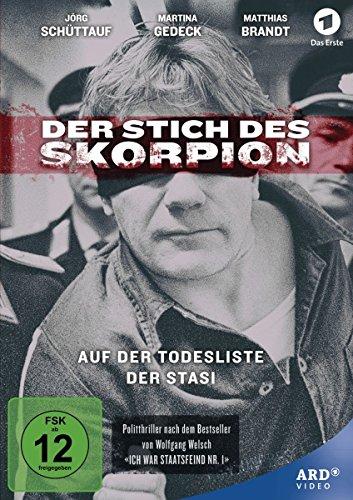 Der Stich des Skorpion - Auf der Todesliste der Stasi