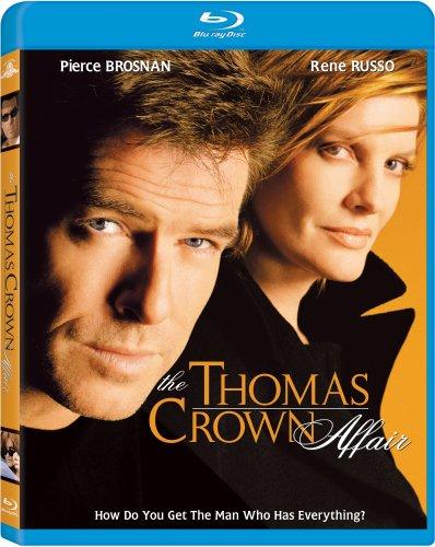 Thomas Crown Affair [Blu-ray] [Importado]