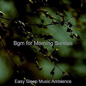 Bgm for Morning Siestas