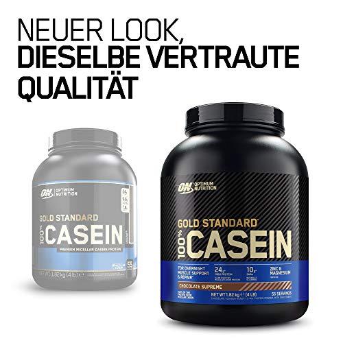 Optimum Nutrition Casein Protein Chocolate Supreme, 1er Pack (1 x 1818 g) - 2