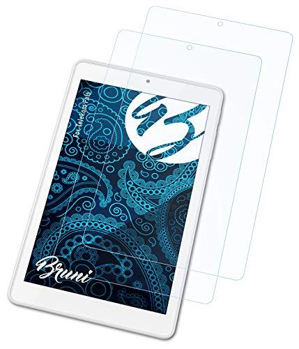 Bruni Schutzfolie kompatibel mit Telekom Puls Folie, glasklare Bildschirmschutzfolie (2X)