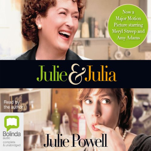 Julie & Julia audiobook cover art
