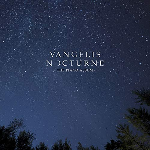 Vangelis: Nocturne-the Piano Album