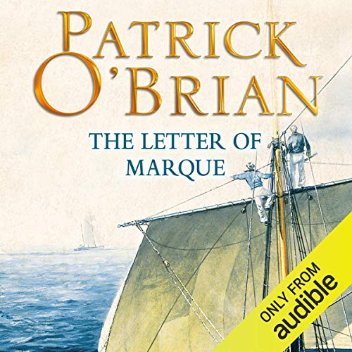 Page de couverture de The Letter of Marque