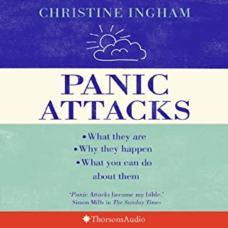 Panic Attacks audiobook cover art