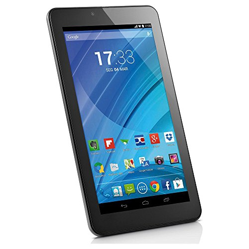 Tablet Multilaser M7s Plus Quad Core Câmera Wi-fi Tela 7' 1gb RAM