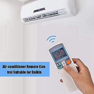 ASHATA Control Remoto del Aire Acondicionado para Daikin.Reemplazo Mando a Distancia Universal para Aire Acondicionado ARC433A1 ARC433B70 ARC433A70 ARC433A21 ARC433A46 arc433A75(Blanco)