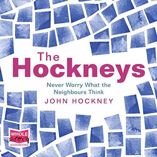 The Hockneys audiobook cover art