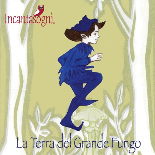 La Terra del Grande Fungo [The Land of the Big Mushroom] audiobook cover art