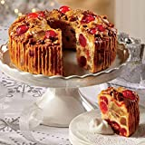 Butter Rum Fruitcake from The Swiss Colony