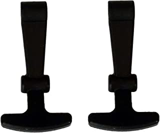 Rotomolded Cooler Latch Fits Yeti and RTIC Coolers (2 - Pack) T-Latch