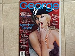 George Magazine, August 1998, Charlize Theron