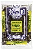 Swad Premium Quality Cardamom Seeds Decorticated (Elaichi Dana) / 100g., 3.5oz