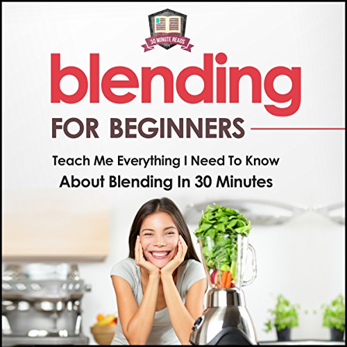 Blending for Beginners audiobook cover art