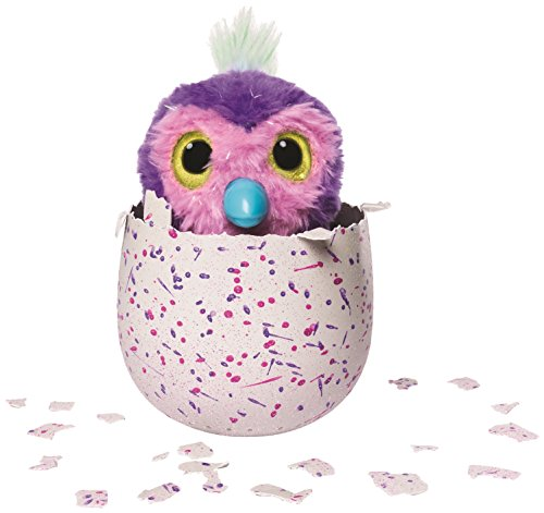 Spin Master 6037399 - Hatchimals - Glitter Pengualas