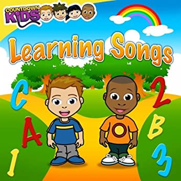Countdown Kids Learning Songs (Amazon Exclusive)
