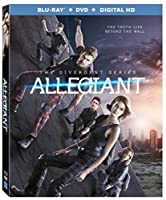 Divergent Series: Allegiant/ [Blu-ray] [Import]