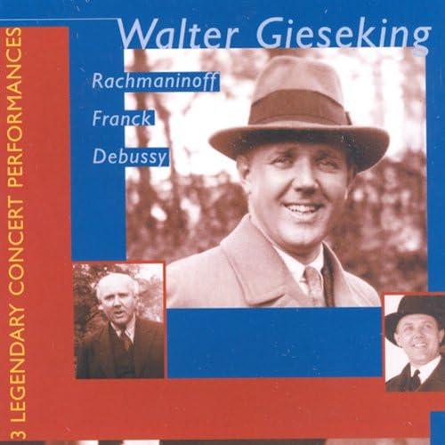 Gieseking, Walter