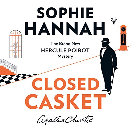 Closed Casket: The New Hercule Poirot Mystery cover art