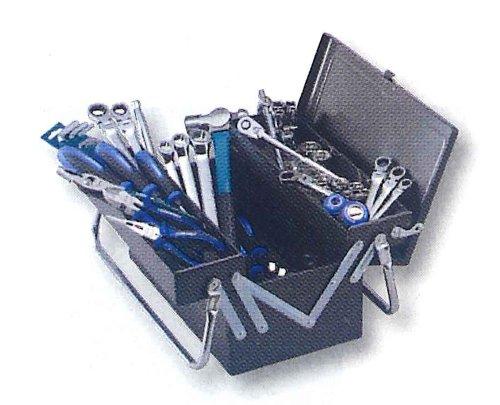 シグネット メカニックツールセット両開キ 9.5SQ 800S-346DO
