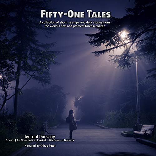 『Fifty-One Tales』のカバーアート