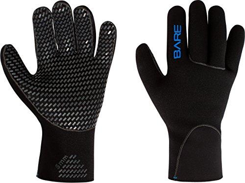 Bare–Handschuhe XXL schwarz