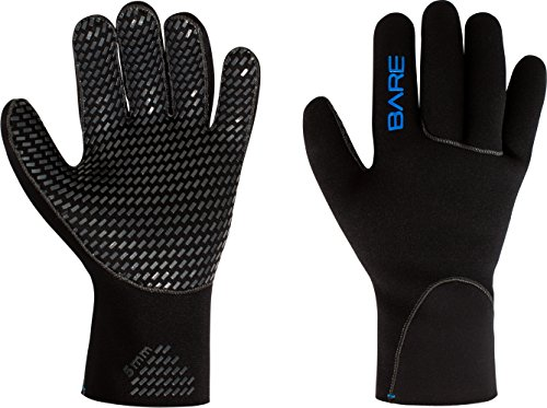 Bare–Handschuhe S schwarz