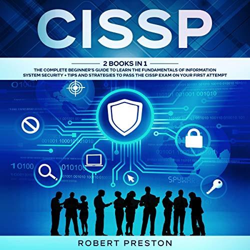CISSP: 2 Books in 1 cover art