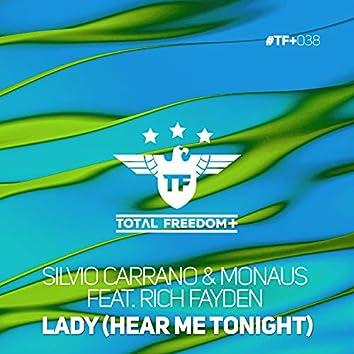 Lady (Hear Me Tonight)