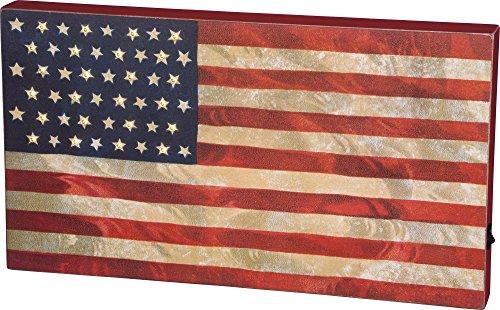 LED Box Sign -'USA Flag' 18' x 10'