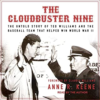 The Cloudbuster Nine cover art