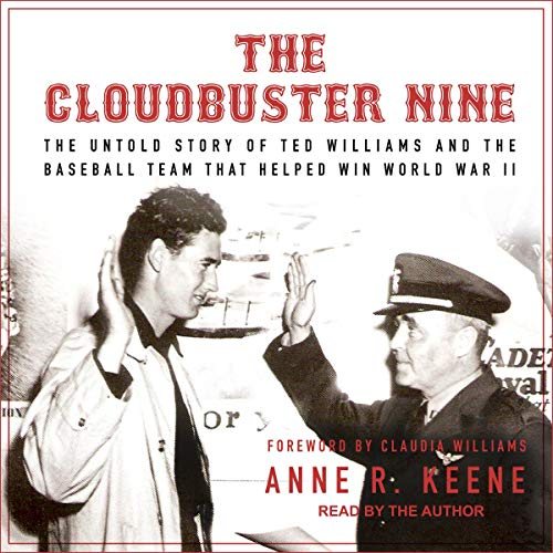The Cloudbuster Nine audiobook cover art
