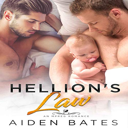 Hellion's Law: A Bad Boy Romance Titelbild