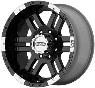 Moto Metal Series MO951 Gloss Black Machined Wheel (16x9