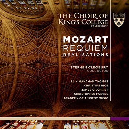 The Academy of Ancient Music, Stephen Cleobury & Choir of King's College, Cambridge