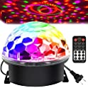 Memzuoix Disco Ball Party Lights Strobe Lamp