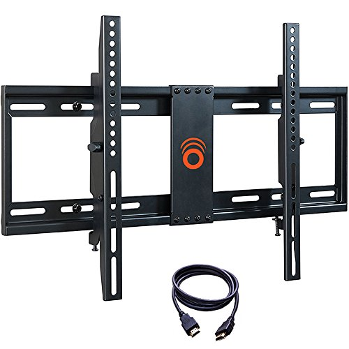 ECHOGEAR Tilting TV Wall Mount with Low Profile Design for 32-70 inch TVs - Eliminates Screen...