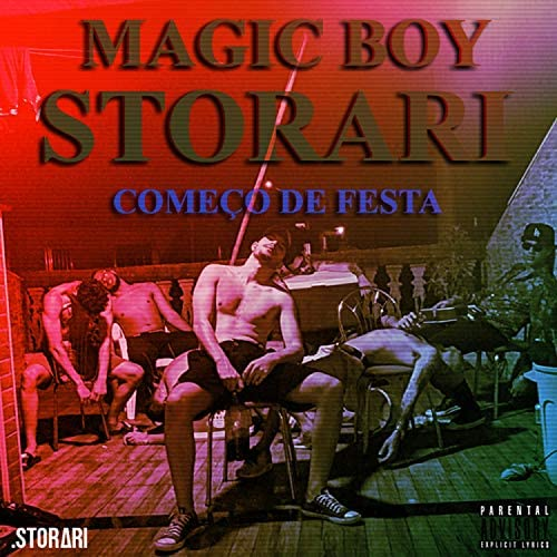 MAGIC BOY STORARI