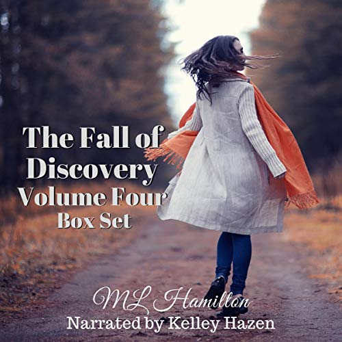 The Fall of Discovery Box Set: Volume Four cover art