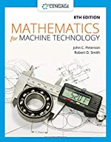 Mathematics for Machine Technology, 8th Edition Front Cover