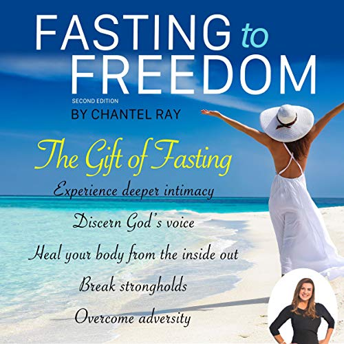 Fasting to Freedom cover art