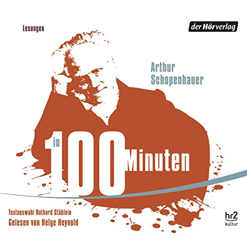 Schopenhauer in 100 Minuten Titelbild