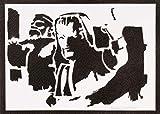 Poster Clash Royale Mago de Hielo Grafiti Hecho a Mano - Handmade...